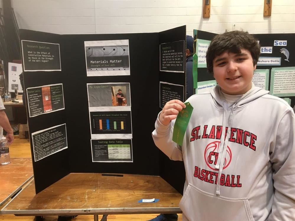 40th Annual Chester Science Fair